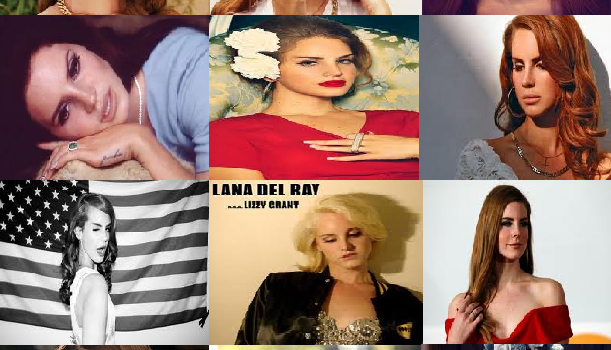 Book Photo de Lana Del Rey