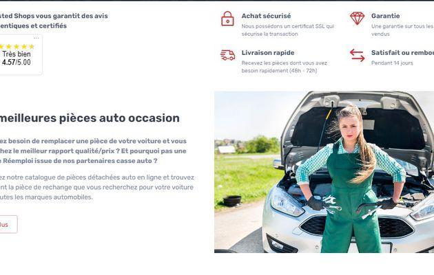 Start-up : Reparcar.fr lève 2 millions d'euros pour soutenir sa croissance