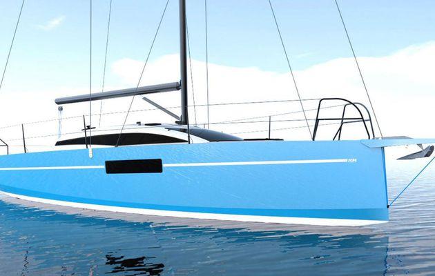 Premiers visuels 3D du nouveau RM 970 du chantier Fora Marine