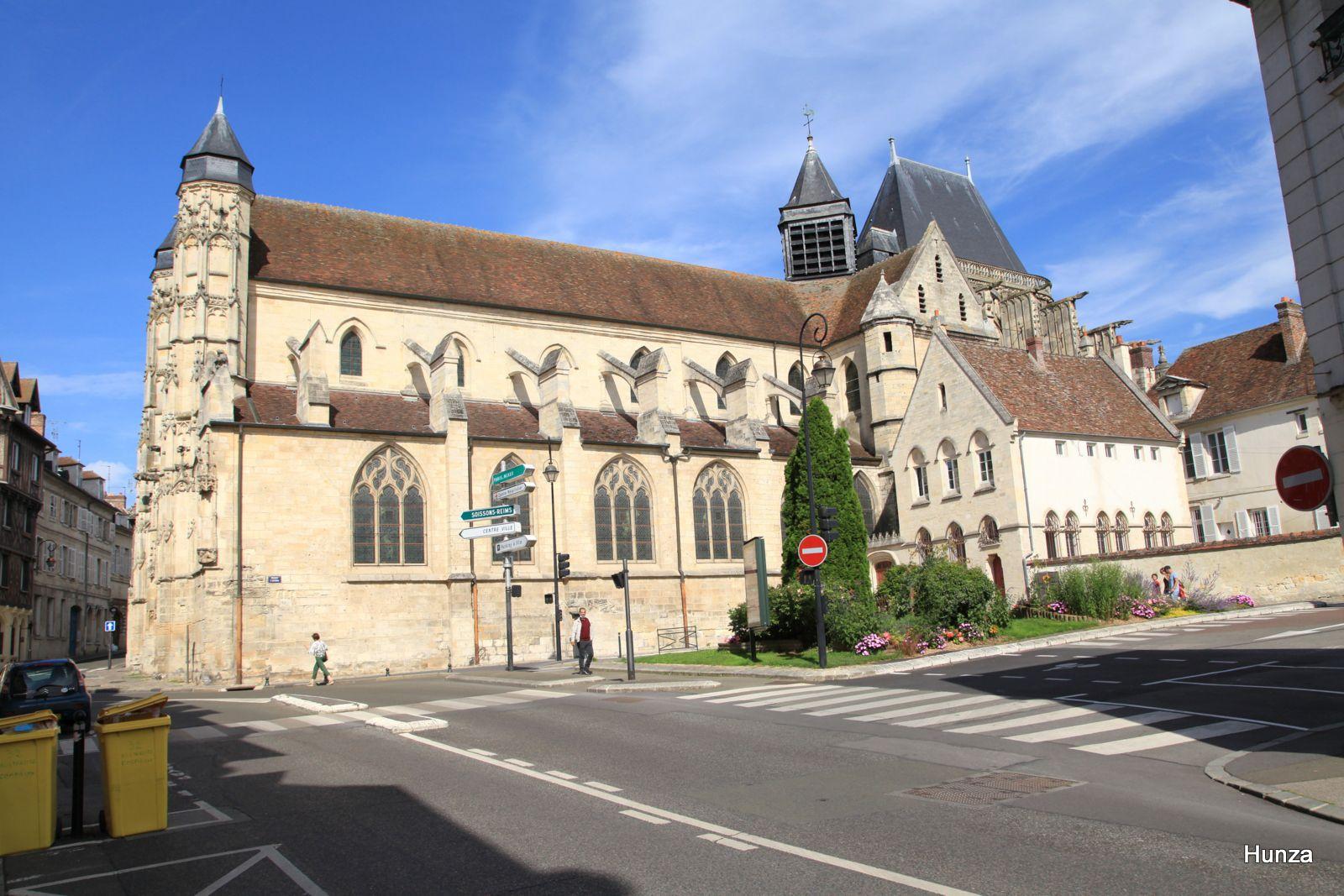 Compiègne, église Saint-Antoine
