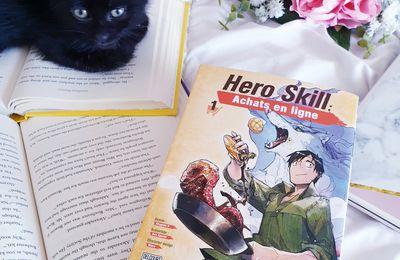HERO SKILL : ACHATS EN LIGNE T01 > AKAGISHI K, REN EGUCHI & MASA