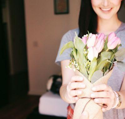 Hadiah Bunga Untuk Banyak Acara