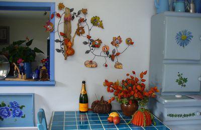 c'est l'automne même dans ma cuisine