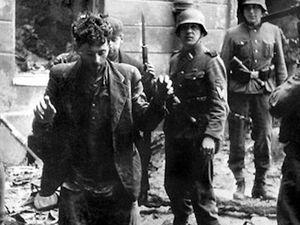 75ème anniversaire de l'insurrection du Ghetto de Varsovie