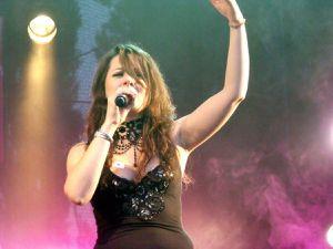 SAM NEVES à ALGRANGE MUSIC LIVE 2011