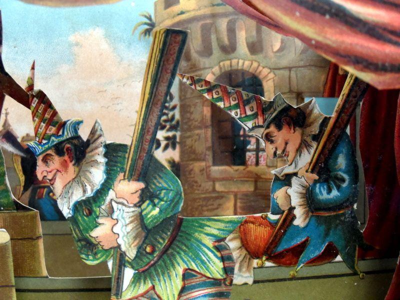 Guignol au Grand Théâtre Féérique.
