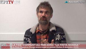 La Tide Company débarque au Pari avec La Finta Nonna (8 déc 20)   La Télé de Tarbes