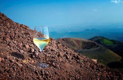 Boom sur le vins volcaniques
