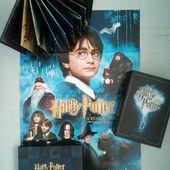 Harry Potter - 1 - A l'école des sorciers. J.K. ROWLING - 1997 (Dès 9 ans) - Livre + Film