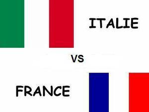 Aujourd'hui, Finale France-Italie....!!