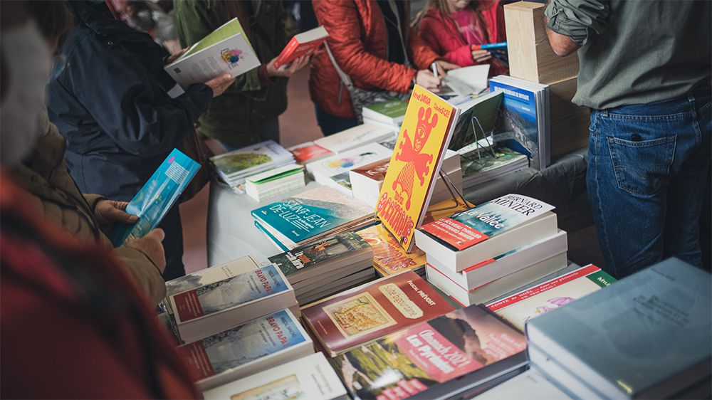 Salon du livre pyrénéen