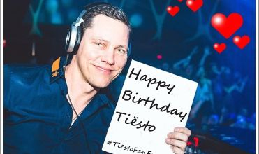 Happy Birthday Tiësto #TiëstoHappyBirthday #tiestolive
