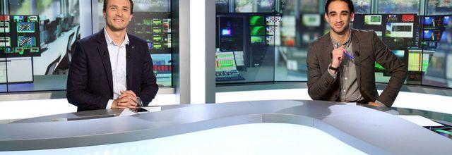 Depuis lundi, INFOSPORT+ et passée en mode « tout news » avec un nouveau plateau
