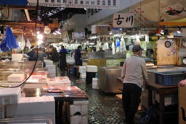 Tsukiji !