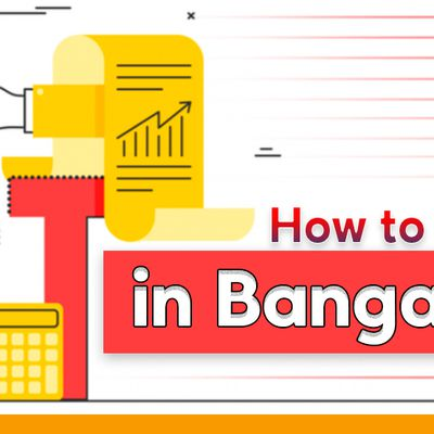 How to Register for GST in Bangalore?