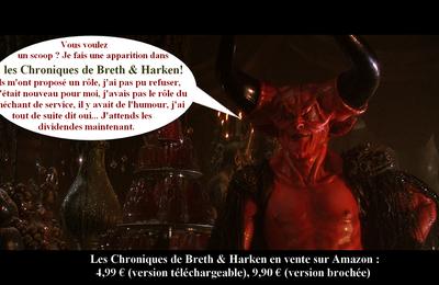 Les chroniques de Breth et Harken... maintenant un roman !