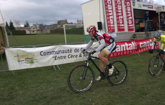 Championnats d'Auvergne de Cyclo-cross.