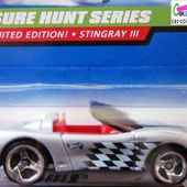 STINGRAY III CONVERTIBLE HOT WHEELS 1/64 - car-collector.net