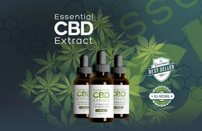 Essential CBD Extract Colombia Estafa, Preis & Opiniones