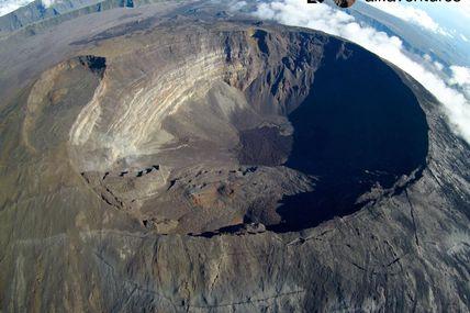 Le Cratère Dolomieu