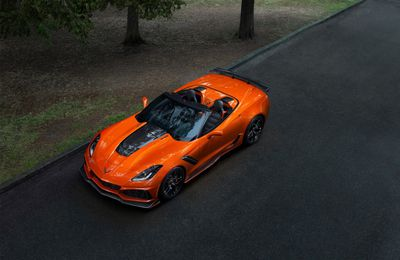 Corvette C7 ZR1 cab : la grosse claque !