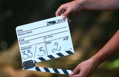 """""""Une si longe uit"""", série avec Mathilde Seigner et Sayyid el Alami en tournage pour TF1"""