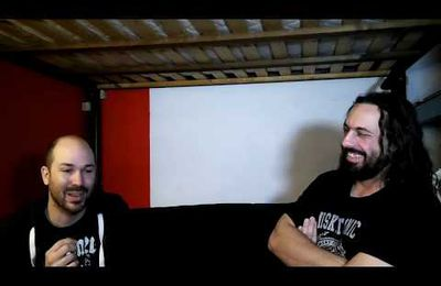 VIDEO - Interview avec le groupe de Death Metal PROPHETIC SCOURGE