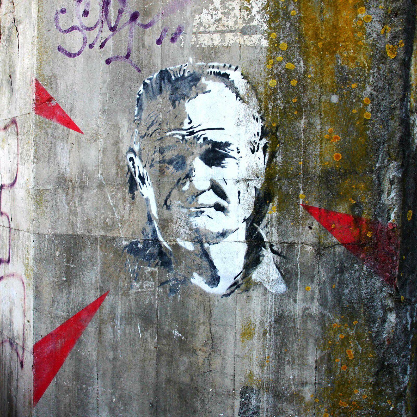 Street art en ville - Mars-avril 2021