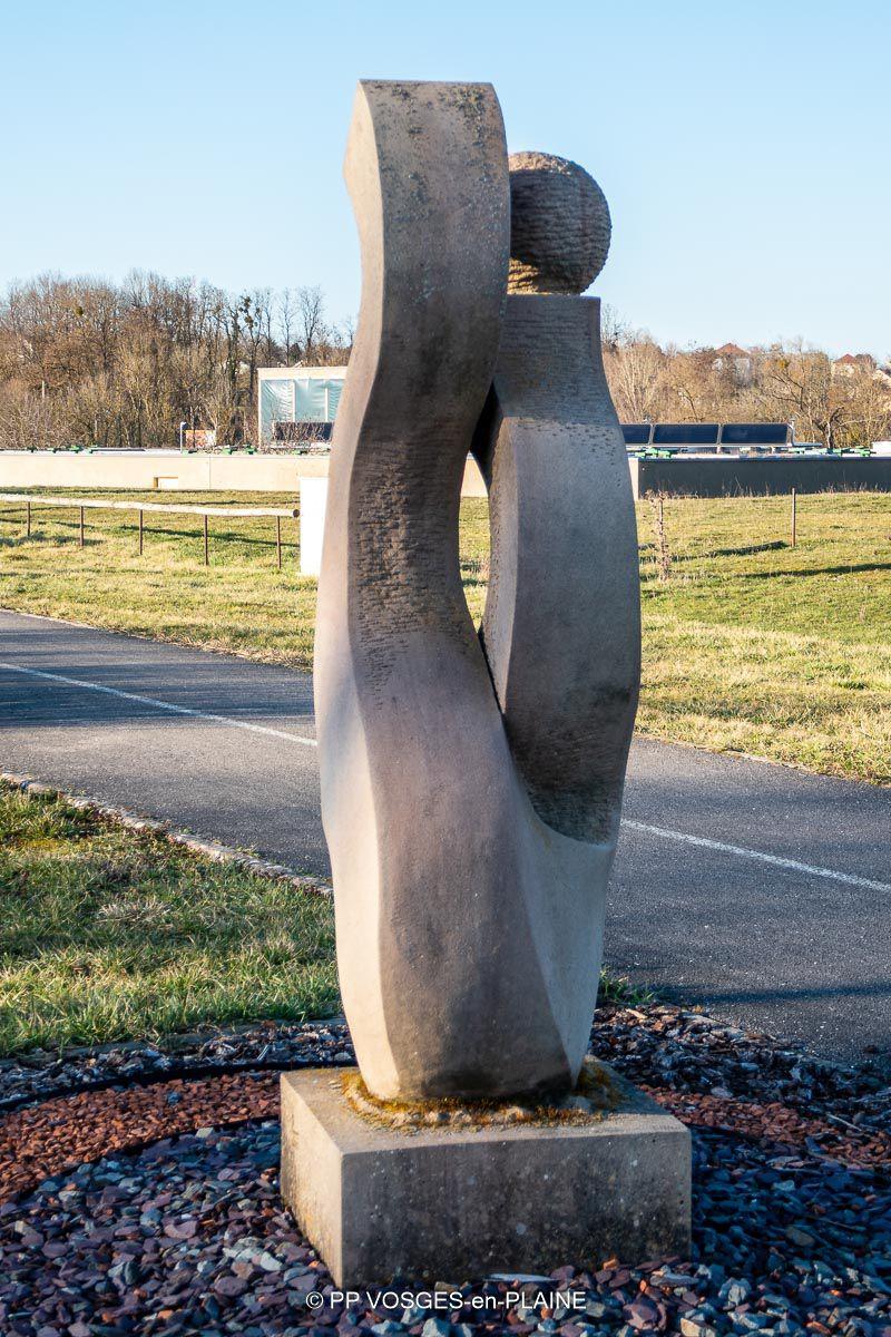 MATTAINCOURT, de la basilique St-Pierre-Fourier aux sculptures des Monumentales Mirecurtiennes 2014