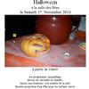 Monès fête Halloween