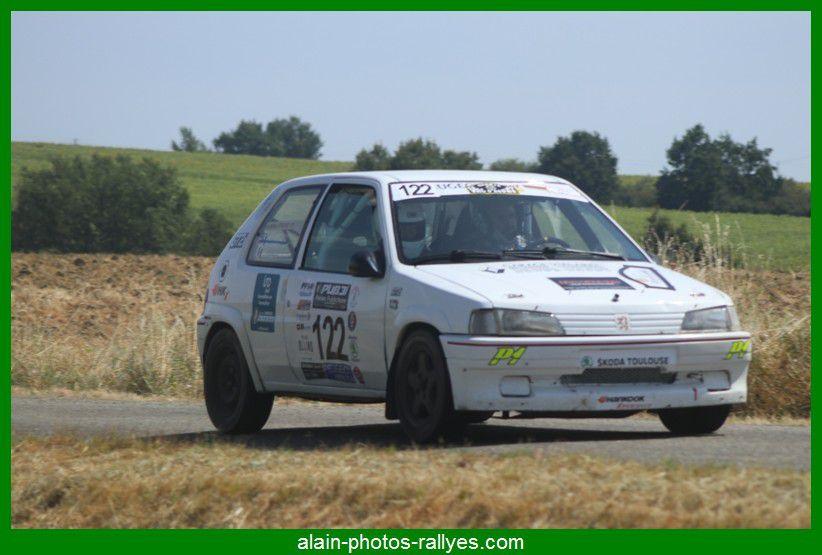 Rallye du Frontonnais 2020 du 8 au 9 aout 2020
