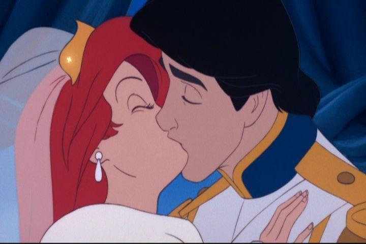 Le top 15 des baisers de légende chez Disney