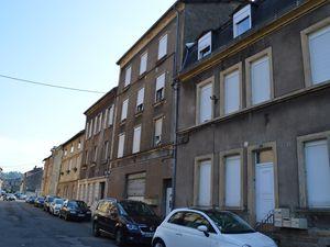 N° 27 rue Poincaré à Algrange - Entrepôt de charbon et P de T - Habitation