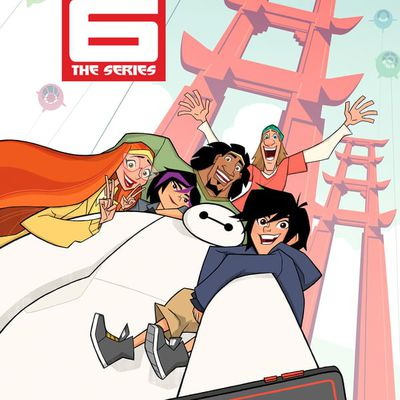 Big Hero 6: The Series [New Episode] Season 3 > Episode 1 (S03E01)