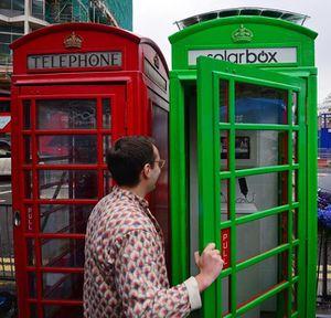 La seconde vie des cabines de téléphone à Londres