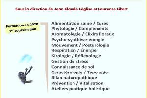 Ecole naturopathie Jean Claude Léglise - Marchesseau
