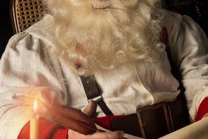 Du rififi chez le Père Noël.