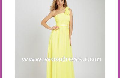 Brautjungfernkleider gelb die perfekte Wahl --- Brautjungfer Styles