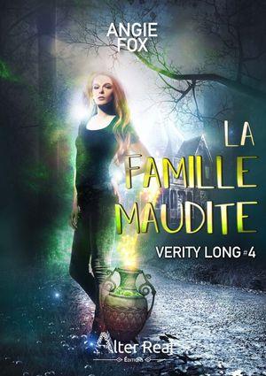 Série Verity Long, tome 1: Esprits du Sud - de Angie FOX