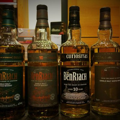 The BenRiach C.S. Peated Batch 01