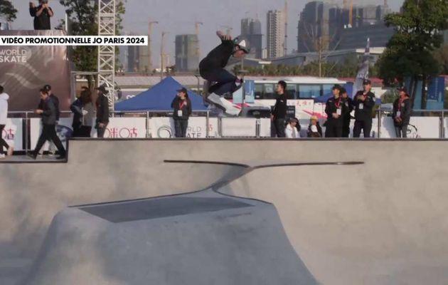 Le breakdance, l'escalade, le skateboard et le surf proposés pour Paris 2024