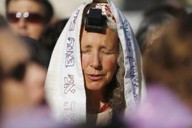 Israël, les «Femmes du Mur»