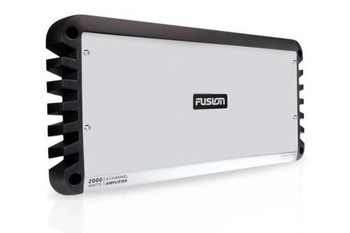 Fusion Entertainment extends Signature Series Marine Amplifier range to enhance on board audio experience