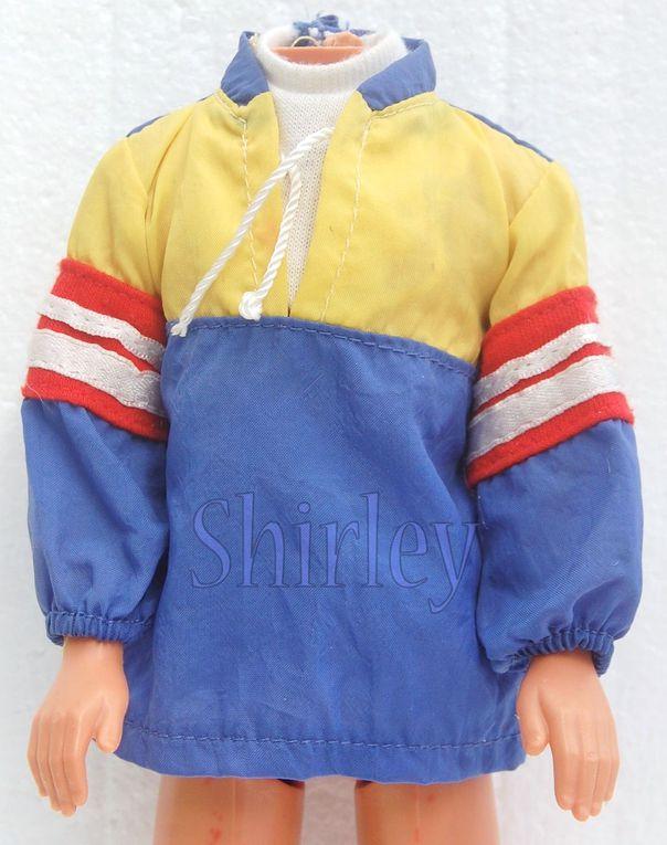 """""""BIG BROTHER"""" KEN DOLL CLOTHES 1996 MATTEL #17055"""