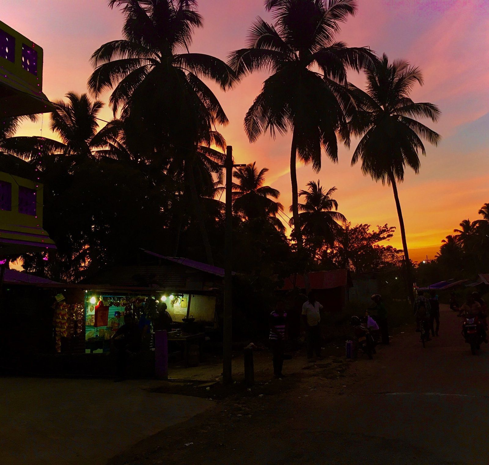 Hotel California, Little Andaman