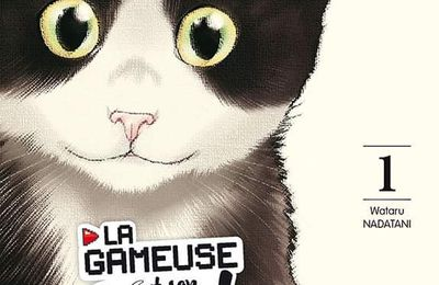La Gameuse et son chat tome 1 : Start New game