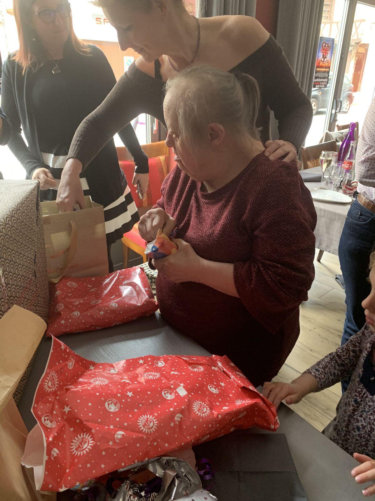 Ouverture des cadeaux !