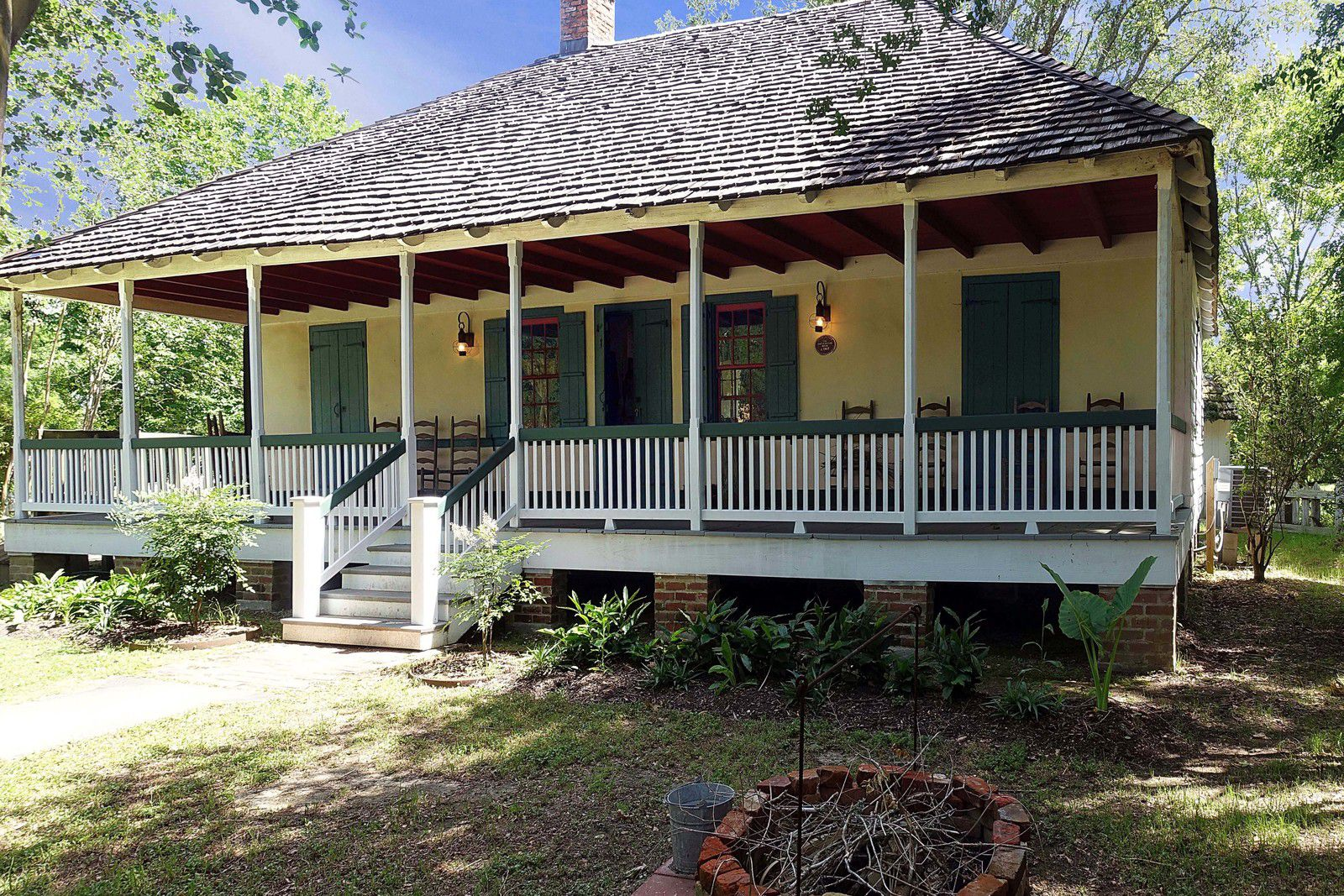 Vermilionville maison Buller