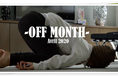 [Off month] Avril 2020