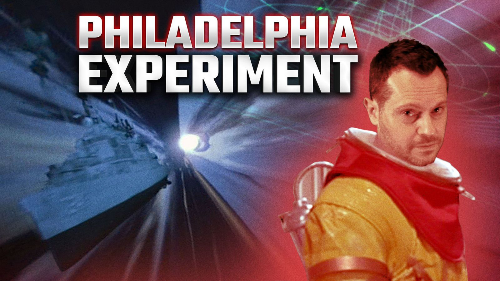 🧭 Did The Philadelphia Experiment Really Happen ? ⚡️